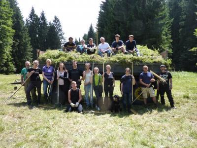 Vorschaubild zur Meldung: Sommercamp für die Vielfalt 2017 - ein tolles Erlebnis