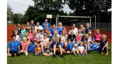 Foto zur Meldung: In Elsdorf ging es rund