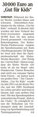 """Foto zu Meldung: 30.000,00 € für """"Gut für Kids"""""""