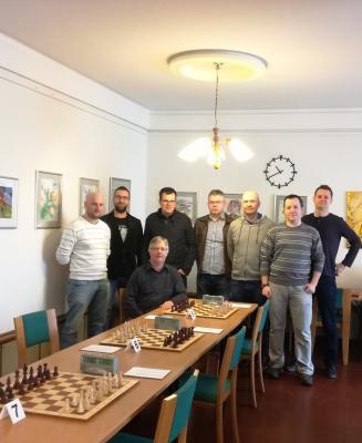 Foto zu Meldung: 2017/2018 weiter Zweitbundesligakost im Schach