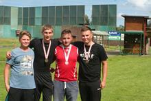 Foto zur Meldung: Bronze Medaillen für Flintenschützen Tom Fischer bei der RWS-Jugendverbandsrunde