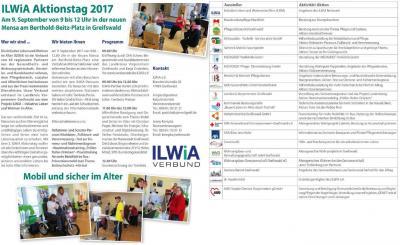 Vorschaubild zur Meldung: ILWiA Aktionstag 2017 09.09.2017