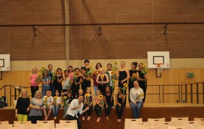 Vorschaubild zur Meldung: Tanzshow der Schüler des Offenen Ganztags
