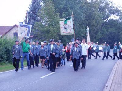 Foto zu Meldung: Heimat- und Schützenfest OT Friedrichsaue