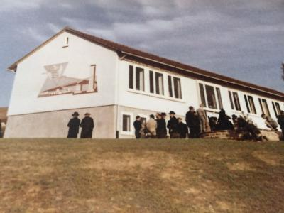 Vorschaubild zur Meldung: Alte Grundschule / Besichtigung