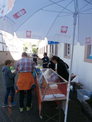 Foto zur Meldung: Annentags-Café