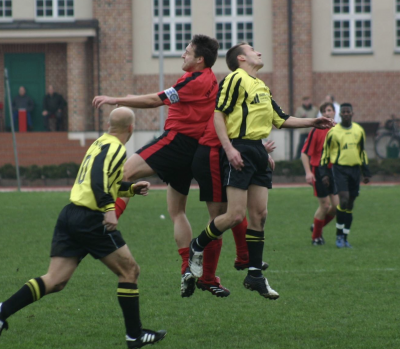 Foto zur Meldung: Fußball: +++Traditionsderby für Lok-Elf im Pokal+++