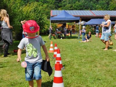Foto zu Meldung: Mainkleiner Dorffest wieder ein Besuchermagnet