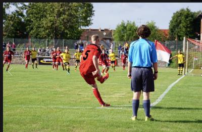 Foto zu Meldung: Fußball: +++Lok-Elf gewinnt Pokalkrimi in der Verlängerung+++