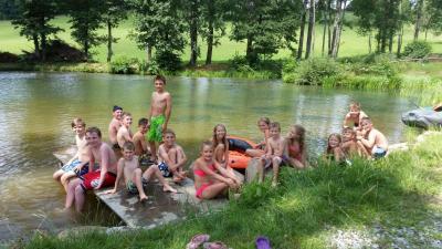 Foto zur Meldung: Der Start ins Ferienprogramm