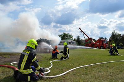 Foto zu Meldung: So läuft das bei der Feuerwehr