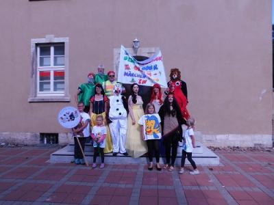 Foto zur Meldung: Vereins & Brunnenfest OT Nachterstedt 2017