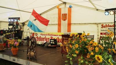 Vorschaubild zur Meldung: Buschdorf beging das 20. Backofenfest