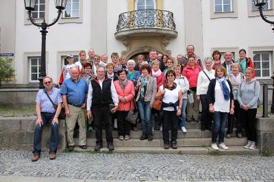 Foto zur Meldung: Jahresausflug der Gartler ging nach Oberösterreich und Passau