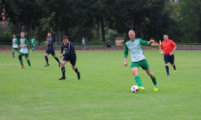 Foto zu Meldung: Männer zum Derby nach Nossendorf