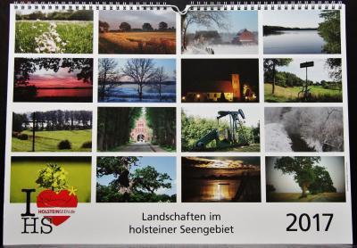 Foto zu Meldung: Holsteinseen plant wieder Kalender – wessen Fotos werden berücksichtigt?