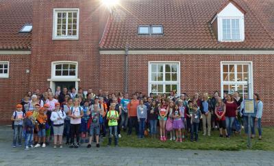 Vorschaubild zur Meldung: Ausflug nach Schloss Dankern dank Berta Nanninga Stiftung