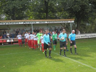 Foto zu Meldung: + + + 2. Spieltag Landesliga West + + +
