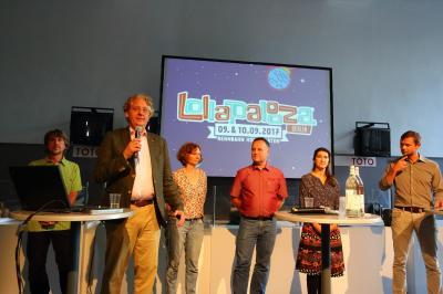 Vorschaubild zur Meldung: Einwohnerversammlung zum Musikfestival Lollapalooza