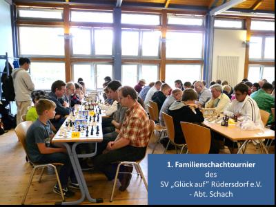 """Foto zu Meldung: Erster Familien-Freizeit-Cup des SV """"Glück auf"""" Rüdersdorf e.V."""