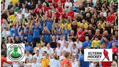 Foto zur Meldung: HCKW Schlossgeister beim 3. DHB-Elternhockey-Festival