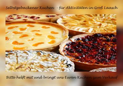 Foto zu Meldung: Gross Laasch Flexibel - Kuchenbäcker gesucht - 3. September 2017