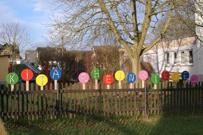 Kindertagesstätte Rheinkiesel in Urbar