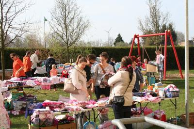 Das FGZ veranstaltet wieder einen Baby- und Kinderflohmarkt.