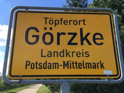 """Foto zur Meldung: Jahrhunderte alt - und doch ganz neu: """"Töpferort Görzke"""""""