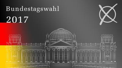 Vorschaubild zur Meldung: Bekanntmachung über das Recht auf Einsicht in das Wählerverzeichnis und die Erteilung von Wahlscheinen  für die Wahl zum Deutschen Bundestag am 24. September 2017