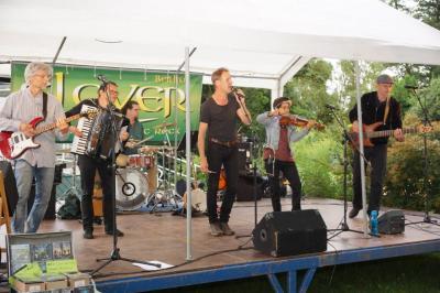 Vorschaubild zur Meldung: 2. Irischer Abend mit - CLOVER - Irish Folk & Celtic Rock aus Berlin und den Tänzern der Donegals-Irish Dance