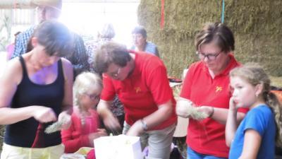 Foto zur Meldung: Erntefest in Ramin