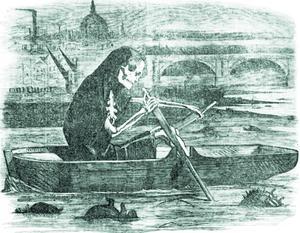 Foto zur Meldung: Vor 125 Jahren: Angst vor der Cholera