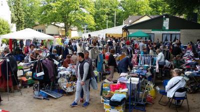Foto zur Meldung: Flohmarkt