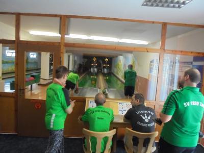 Vorschaubild zur Meldung: Letzter Vorbereitungstest der TSV Doberlug Kegler