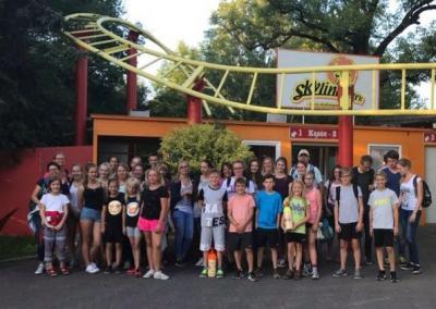Foto zu Meldung: Toller Spaß beim Prackenbacher Ferienprogramm