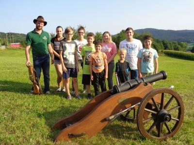 Foto zu Meldung: Ferienprogramm in der Gemeinde Prackenbach