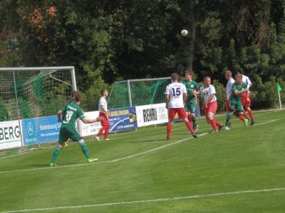 Foto zu Meldung: + + + 3. Spieltag Landesliga West + + +