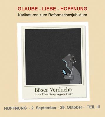 Plakatmotiv von Jan Rieckhoff