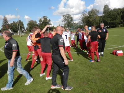 Foto zu Meldung: + + + Landespokal MV Lübzer Pils Cup + + +