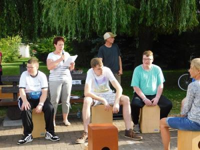 Vorschaubild zur Meldung: Sportfest Schloß Hoym Stiftung 2017
