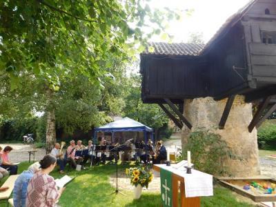 Vorschaubild zur Meldung: Taubenturmfest OT Gatersleben