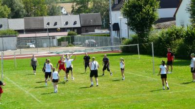 Foto zur Meldung: 3. Volleyball - Turnier