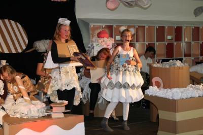Foto zur Meldung: Und wieder ein wunderbares Musical ...