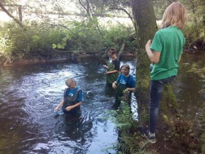 Foto zur Meldung: Wassercamp-Anmeldungen noch bis Freitag, d. 8.9.2017