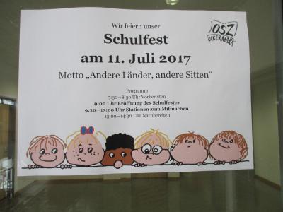 Foto zur Meldung: Schulfest 2017