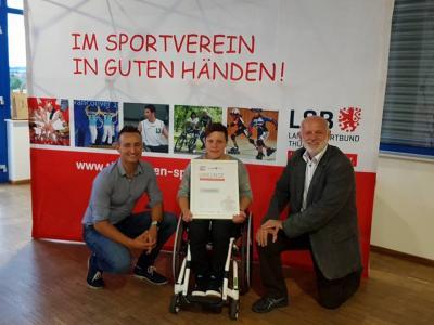 Foto zur Meldung: Thüringer Inklusionspreis