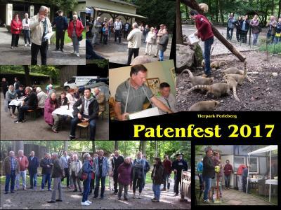 Foto zu Meldung: 6. Paten- und Sponsorenfest im Perleberger Tierpark
