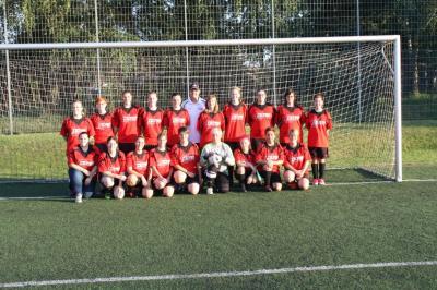 Vorschaubild zur Meldung: 2. Spieltag Kreisliga Frauen