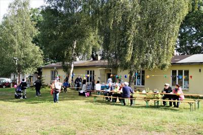 Foto zur Meldung: Spätsommerfest im Tierschutzverein Malchin e.V. 2017